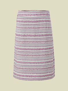 CAYO STRIPE SKIRT