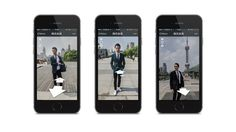 Fashion Brand Targets Digital Savvy Shoppers With Street-View-Powered Mobile App The youth-oriented urban clothing company sought to put its new line on the map by using the city as a backdrop.