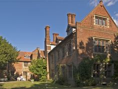 Creeksea Place, England, built by Sir Arthur Harris, 1569, reputed to have been the home of Anne Boleyn (family tree shows Don's great grandfather 13 X removed)