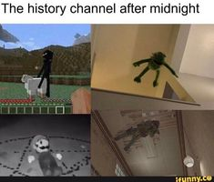 The history channel after midnight iFunny ) is part of Funny memes - The history channel after midnight popular memes on the site iFunny co Really Funny Memes, Stupid Funny Memes, Funny Relatable Memes, Haha Funny, Funny Stuff, Hilarious, Random Stuff, Fun Funny, History Instagram