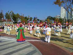 2012 강릉ICCN세계무형문화축전 - 단오문화공원에서의 전통 문화예술 공연