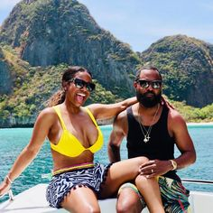 Kandi Burruss and Todd Tucker Soak Up The Sun In Thailand On Baecation Vacation List, Couples Vacation, Girls Vacation, Black Couples Goals, Couple Goals, Kandi And Todd, Kandi Burruss, Poses For Photos, Travel Couple