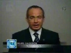 Respuesta de Felipe Calderón a López Obrador