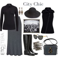 """""""Etcetera: City chic."""" by etcetera-nyc on Polyvore"""