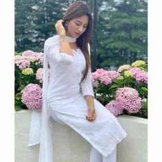 best for holi❤️ Stylish Girls Photos, Stylish Girl Pic, Girl Photo Poses, Girl Photography Poses, Girl Photos, Indian Designer Outfits, Designer Dresses, Indian Outfits, Indian Girls Images