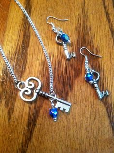 Skeleton key jewelry