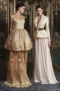 Rami Kadi Houte Couture Spring 2013 , Repinned by www.fashion.net