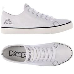 a kappa scarpe sneakers gustav uomo donna pattinaggio basso