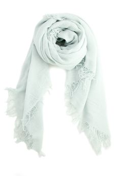 Chan Luu Cashmere//Silk Scarf Tropical Peach Is Light As A Feather  NEW!