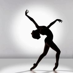 Collection of photos of incredible beautiful silhouette of ballet dancers where we can see that ballet dancers have bodies like no others. Description from pinterest.com. I searched for this on bing.com/images