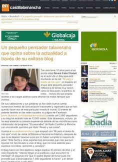 Entrevista para encastillalamancha.es