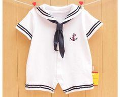 """Sailor"" Outfit $22.99  Boys Sailor Outfit...."