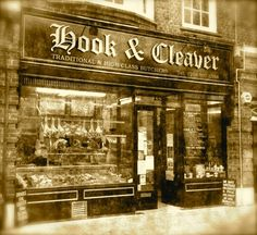 Hook and Cleaver, purveyors of the finest free-range and organic meat