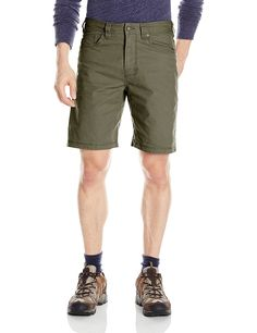 prAna Men's Bronson 9-Inch Inseam Shorts >>> Don't get left behind, see this great product : Hiking clothes