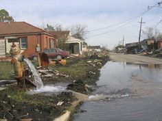 These men are EVIL. New report examines Kochs' role in Hurricane Katrina damage and slowrecovery