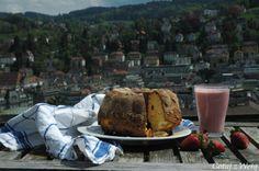 Yeast Cake/ Ciasto Drożdżowe  #yummy #foodie #foodporn  Recipe: http://gotujzwera.tumblr.com/post/84719357727/ciasto-drozdzowe-leniuch