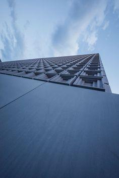 Skyscraper, Multi Story Building, Perspective, Skyscrapers