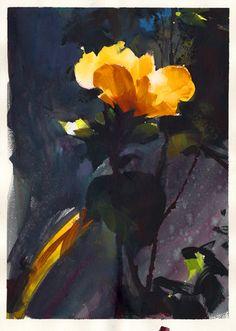 Nathan Fowkes Watercolor