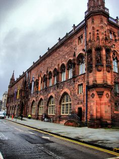 The National Portrait Gallery, Queen Street, Edinburgh Edinburgh Sights, Edinburgh Scotland, Most Beautiful Cities, Amazing Places, Wonderful Places, Scotland Nature, Scotland Travel, Places To Travel, Places To Visit