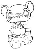 halloween pet coloring pages - photo#30