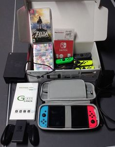 Nintendo Switch 2 joy con sets 2 pro controllers 3 games lots of extras. - Nintendo Switch Games - Trending Nintendo Switch Games - Nintendo Switch 2 joy con sets 2 pro controllers 3 games lots of extras. Nintendo 3ds, Nintendo Switch Splatoon, Nintendo Switch Games, Xbox, Playstation, Earth Defense Force 5, Motorbike Game, Gamer News, Funny Memes