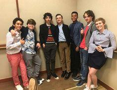 my losers ❤ It The Clown Movie, I Movie, It Movie 2017 Cast, 17 Kpop, Its 2017, Jack Finn, Le Clown, Bad Friends, Cast Stranger Things