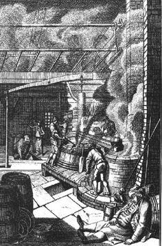 Resultado de imagen de medieval monks brewing beer