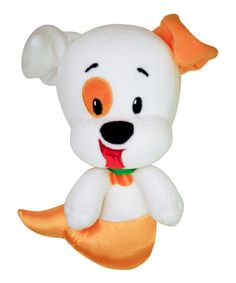 Look what I found on #zulily! Bubble Puppy Plush Toy by Bubble Guppies #zulilyfinds