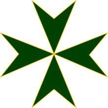 Order of Saint Lazarus of Jerusalem Saint Lazarus, Knights Templar, Medieval, Saints, Symbols, Coats, Middle Ages, Coat Of Arms, Warriors