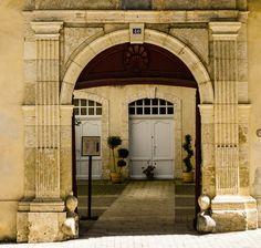 Hôtel d'Astorg (XVIIe s.) Auch (Gers, France)