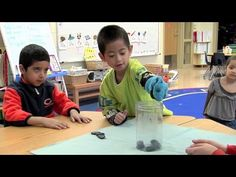 "Preschool storytime is a great time to teach mathematics! In this video, two teachers use Ellen Stoll Walsh's Mouse Count to illustrate the concept of ""less and more."" Students role-play either as the snake, who collects mice for dinner one by one, or the mice, who eventually outsmart the snake and escape one by one. Using role-playing and storytelling provides younger students a jumping-off point for learning more abstract math ideas. View more at earlymath.erikson.edu"