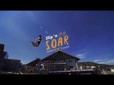 Utah Olympic Park Slip 'n Soar - Utah Olympic Legacy Foundation