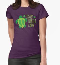Crazy Turtle Lady by jazzydevil
