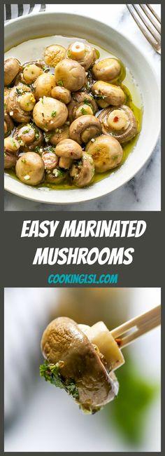 Easy-Marinated-Mushrooms-Recipe