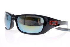 Oakley Hijinx Sunglasses Black Frame Colorful Lens 0541