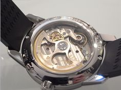 The 181° with the exclusive manufacture movement ZW0102; found on Asahi Watch