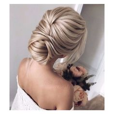 Image about amazing in Hair by ️- on We Heart It ❤ liked on Polyvore featuring accessories, hair accessories and prom hair accessories