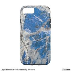 Lapiz Precious Stone Print iPhone 7 Case