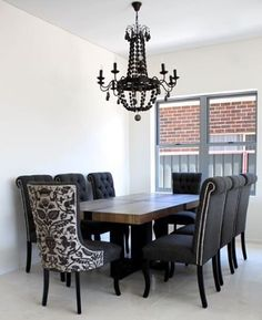 Delivered today to our Sydney client and looking rather stunning in their new home is our Veronica dining chair and Roula dining chair. Designed & custom made by @classicfurnishingsaustralia #bedroom #custommade #classicfurnishingsaustralia #decor #design #furniture #home #homedecor #homeideas #homestyling #interiorstyle #interiordesign #interiordesigner #lux #Melbourne #AustralianMade #AustralianDesign #vogueliving  #IDCDesigners @interiordesigncommunity #luxuryliving #luxurystyle #bedtime…