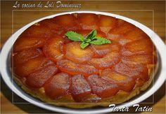 Tarta Tatin, un clásico de la cocina francesa que su origen fue un despiste por parte  de su autora una de las hermanas Tatin, pero que tuvo un resultado estupendo y es una de mis tartas favoritas. . Receta en mi Blog: http://lacocinadelolidominguez.blogspot.com.es/2015/11/tarta-tatin.html Videoreceta: https://www.youtube.com/watch?v=_RkP2mfcjrA