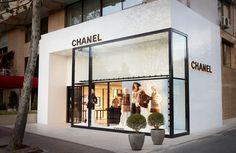 Window Shopping at Chanel Nisantasi | Global Blue