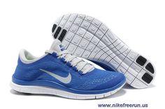 quality design 74e50 2facf New Mens Nike Free 3.0 V5 Soar Pure Platinum White Shoes Adidas Nmd, Nike  Running