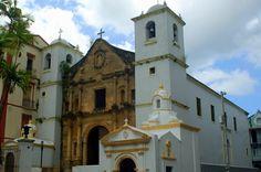 Casco Viejo, Panama points of interest.