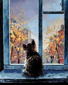 waiting for you to come home ♥