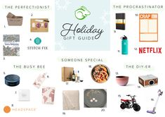 Get on everyone's nice list this holiday with our home gift guide for making life easier for everyone in your life.