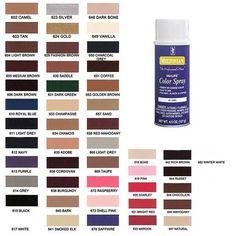 Meltonian Nu Life Leather Vinyl Color Spray Paint 4 Can 41 Colors Fabric Spray Paint, Spray Paint Colors, Color Spray, Vinyl Fabric, Red Paint, Grey Fabric, Paint Leather Couch, Painting Leather