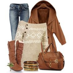 Browns - Polyvore
