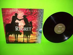"""New Order – Regret 12"""" Vinyl 1993 EP Record SynthPop Electronic NM NewOrder #ElectronicaSynthPop"""