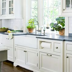 Farmhouse Sink, Vintage Look