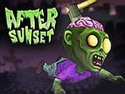 After Sunset - Sobrevivir a la malvada horda zombi tras el anochecer es bastante improbable. Usa todas las armas en tu poder para poder ver otro amanecer